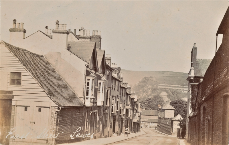 Lewes History Group: The Stories of East Street & Albion Street
